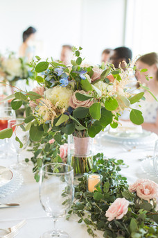 English Garden Inspired Wedding