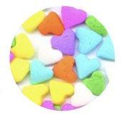 Rainbow Heart Sprinkles (2oz)