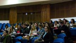 2013 Vortrag an einer Krankenpflegeschule, Azoren