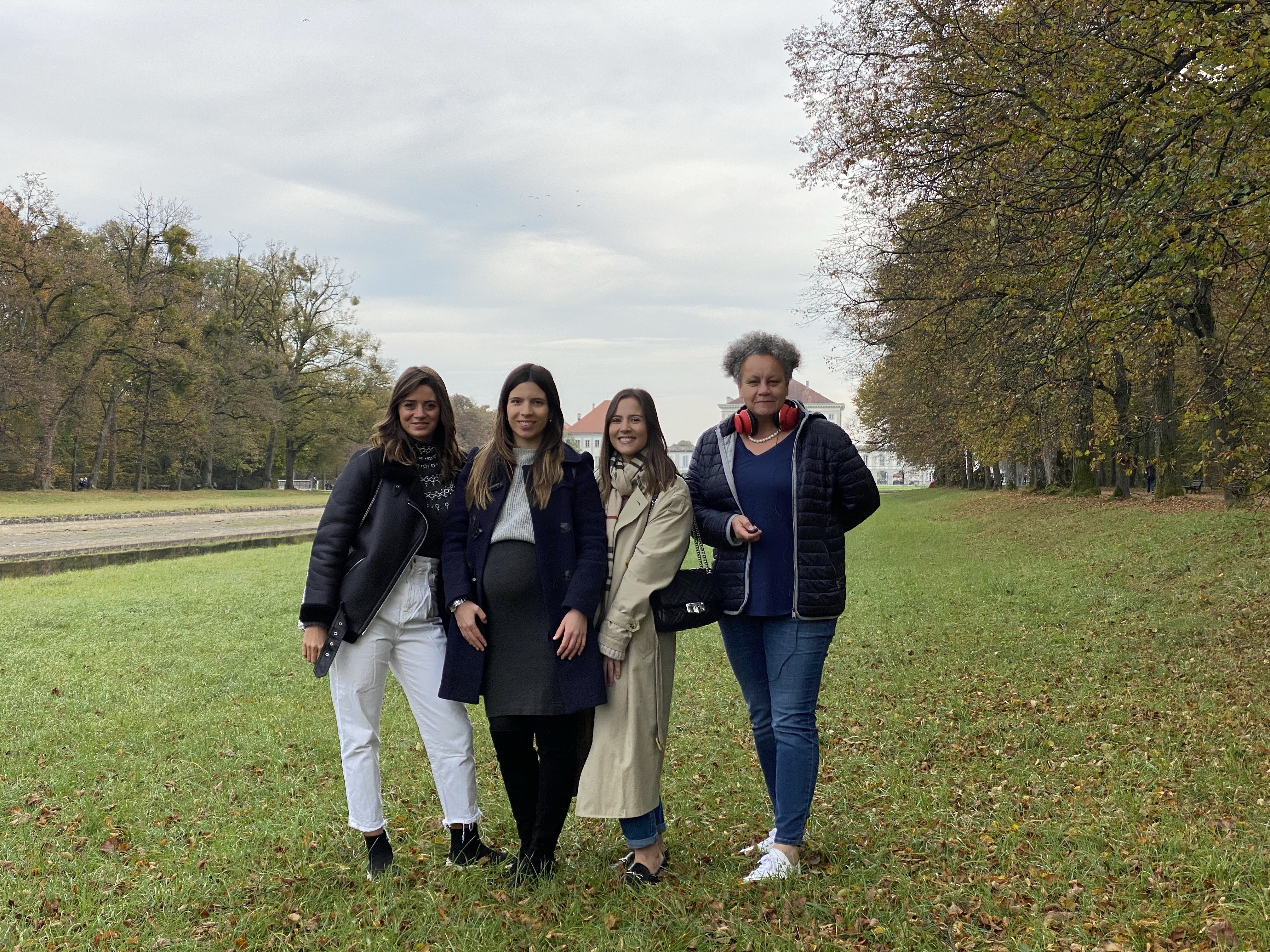 4 Krankenschwestern - 3 Generationen | Filmaufnahmen in München
