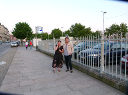 2012 - the beginning in Porto, Portugal.  Ana Teresa und Henriette beginnen die Zusammenarbeit