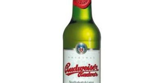 Budweiser alkoholmentes - 6 db 0.33l