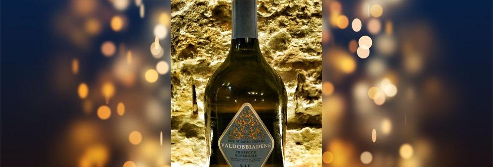 Val D'oca Santo Stafano Prosecco Brut narure 0,75l üveg