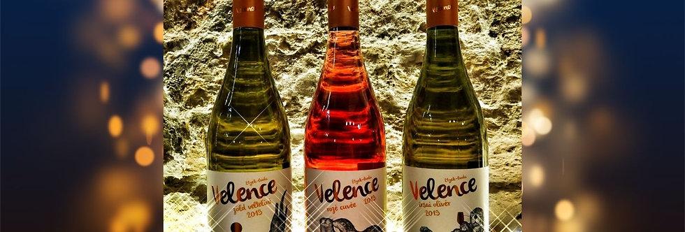 Velence válogatás - 3 palack