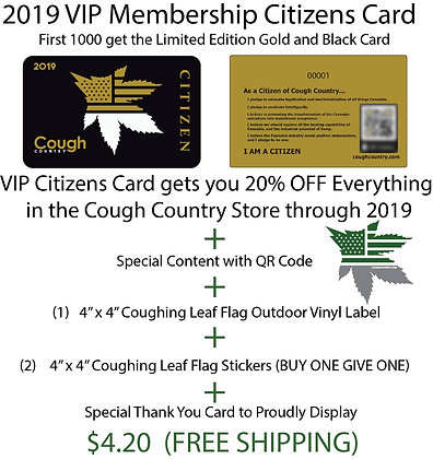 2019 VIP Citizen Membership Package