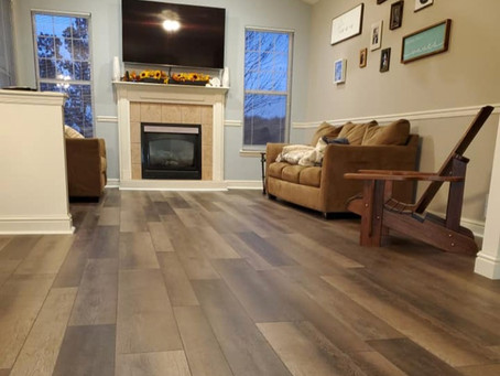 Vinyl vs Laminate Flooring: Which is Right for You?