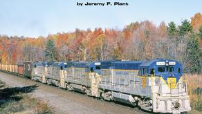 Delaware & Hudson Railway Best of Jeremy F. Plant