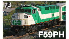Rapido Trains GMDD F59PH