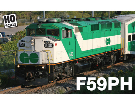 Rapido Trains GMDD F59PH