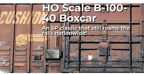 Rapido Trains HO Scale B-100-40 Boxcars