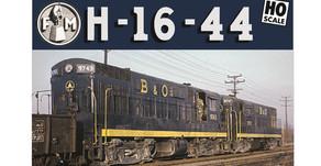 Rapido Trains Fairbanks More H-16-44