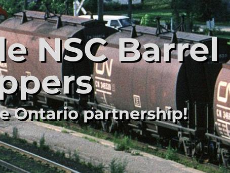 Rapido Trains: HO Scale Barrel Ore Hopper