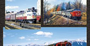 Trackside Around Canada with Matthew Herson
