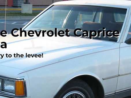 Rapido Trains HO Scale Chevrolet Caprice & Impala