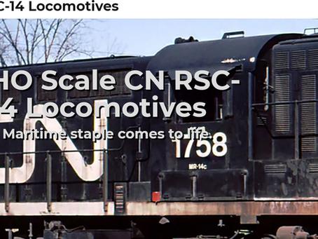 Rapido Trains CN RSC-14