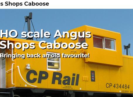 Rapido Trains Angus Van
