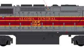 Bowser HO GMD SD40-2 Locomotives
