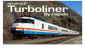 Rapido Trains ROHR French Turboliner
