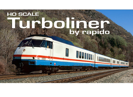 Rapido Trains ROHR French Turboliner