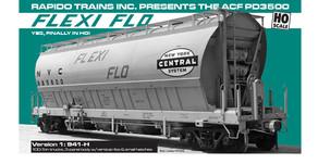 Rapido Trains Flexi Flow Hopper