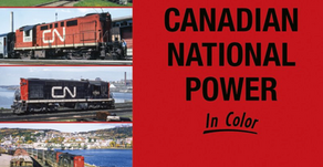 Canadian National Power in Color Volume 2: First Generation MLW and CLC Roadswitchers