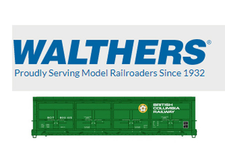 WalthersProto 56' Thrall All-Door Boxcar - Ready to Run