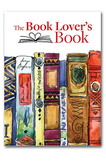 Book Lover's Book Webpage image book alo