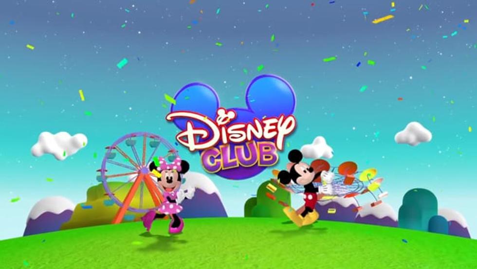 Disney Club Packaging