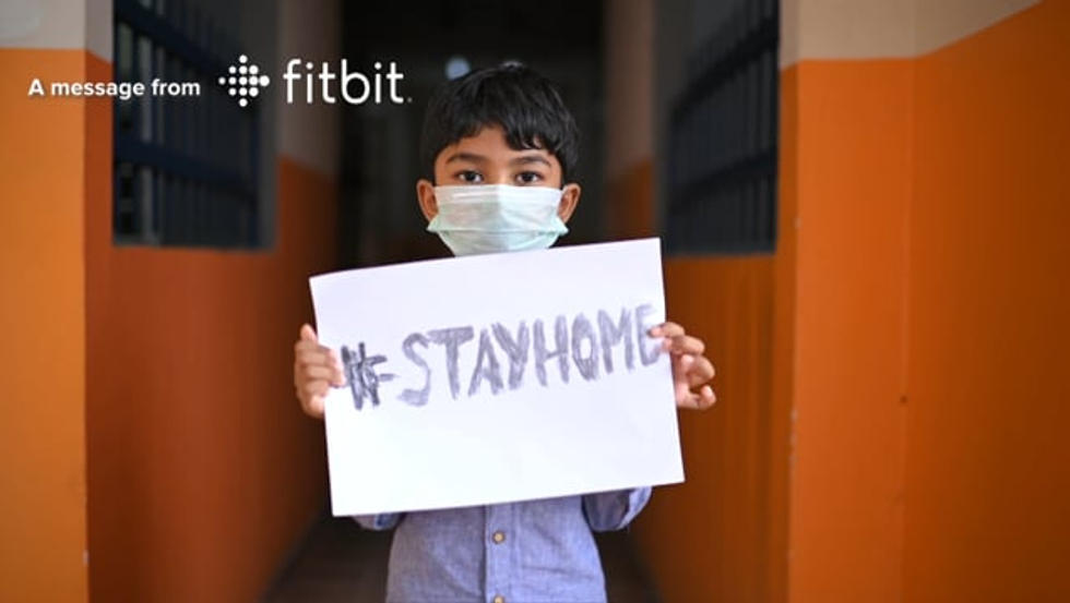 Fitbit - We're All In This Together