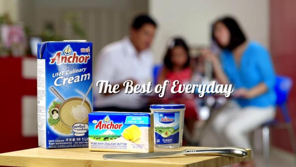 Anchor Butter TVC