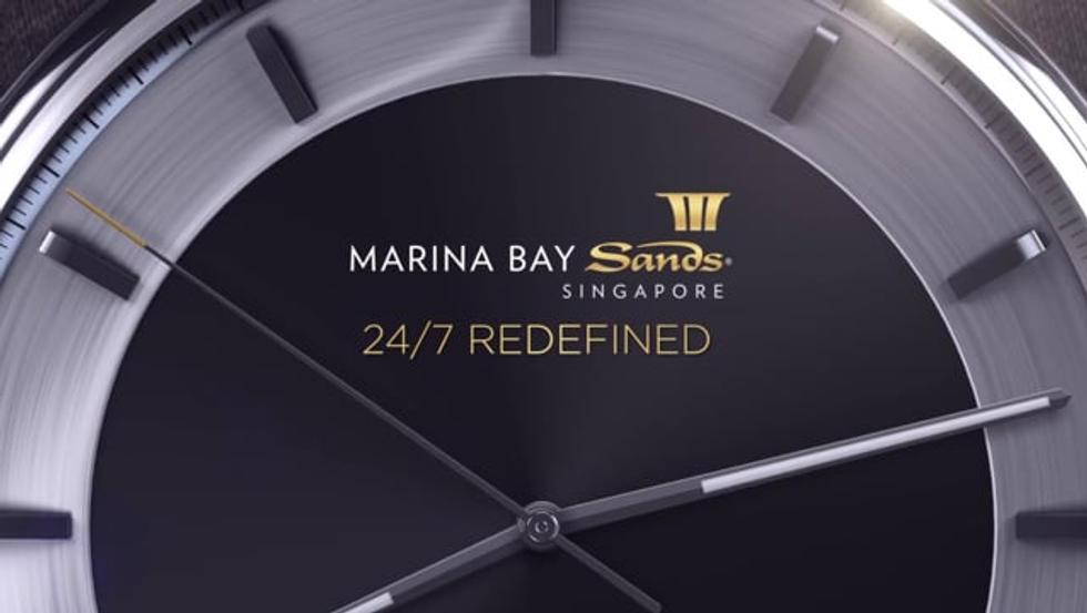 Marina Bay Sands - 24/7 Redefined