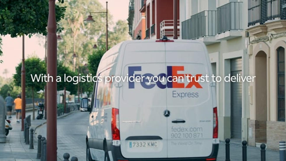 Fedex - Doing Things Differently