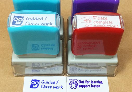 Teacher Stamp