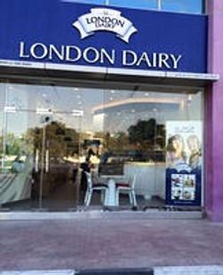 London Dairy at Aspin Tower, SZR.