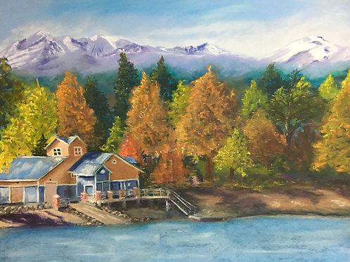 Waneka Boat House