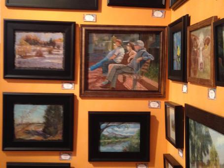 ART Shows galore