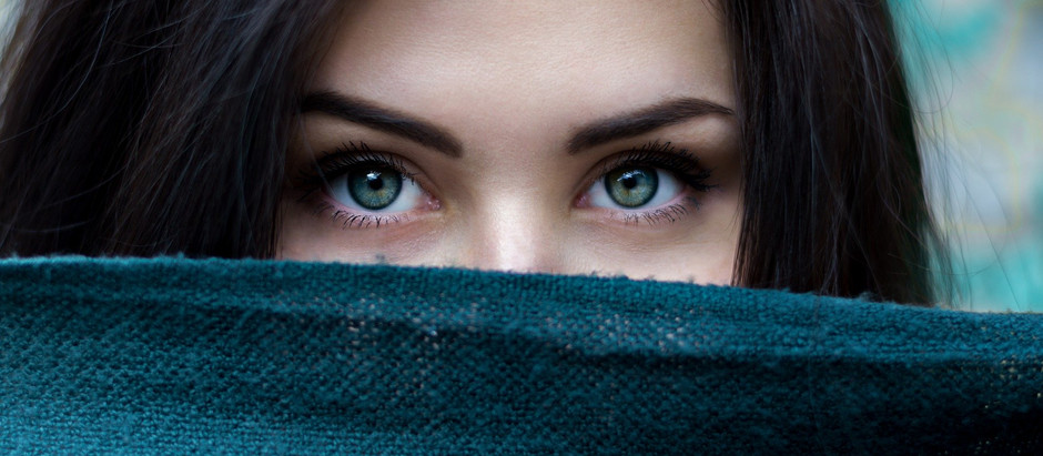 Inside Those Eyes, That Hold No Lies