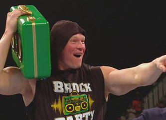 Grappler's Choice #29 - Brock In The Bank!