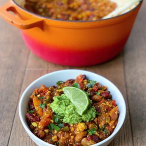 Recipe: Vegan Mexican Stew