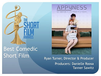 2020 140 TSFA SOFIE Awards Best Comedic