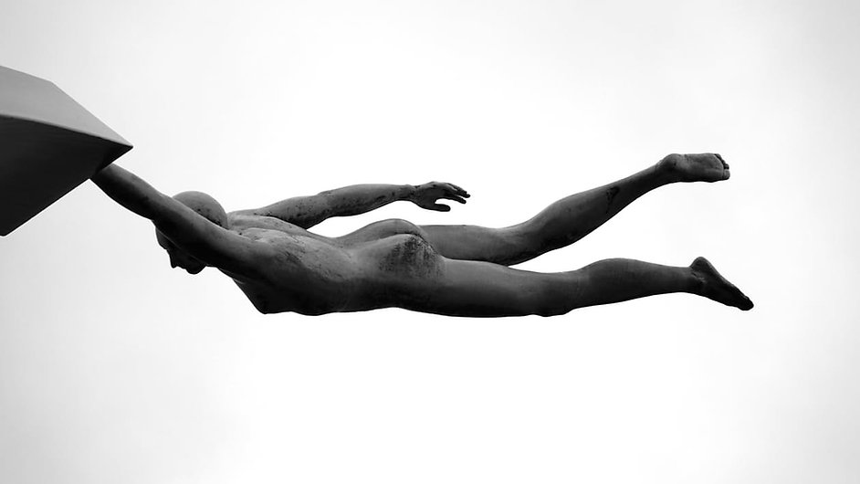 Escultura volar