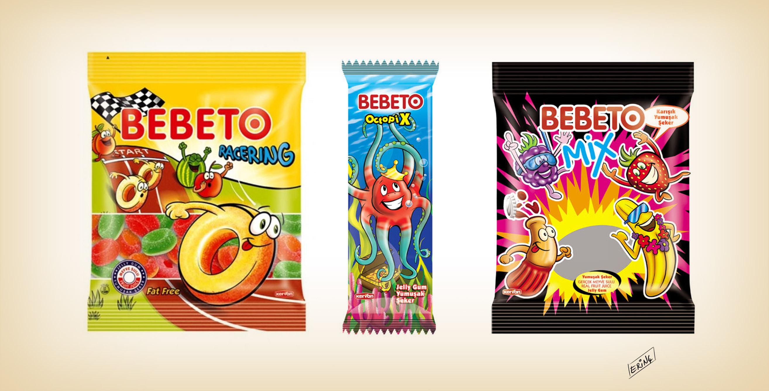 Kervan Candy - Bebeto