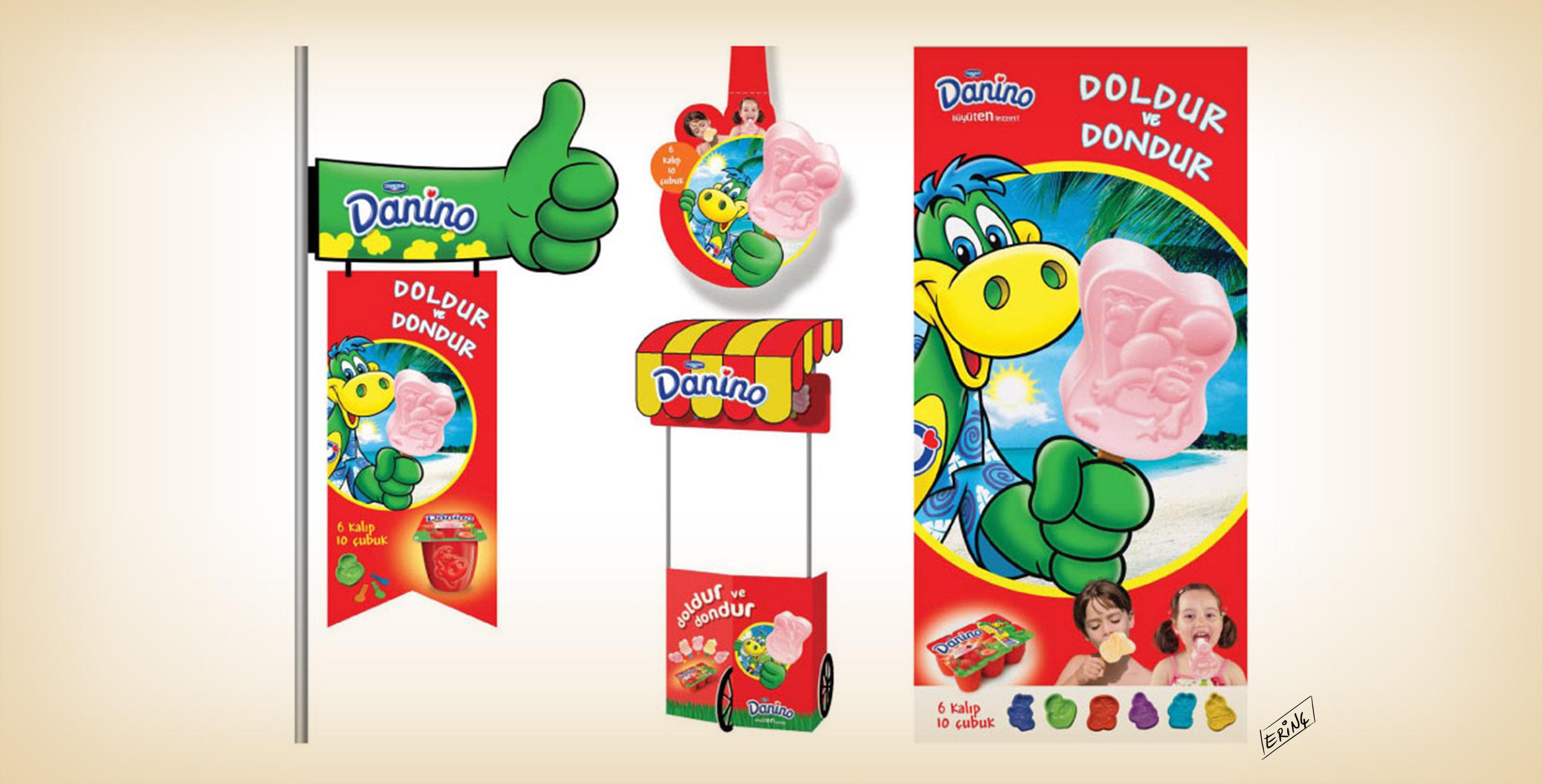 Danone-Danonino summer campaign