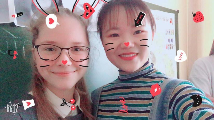 С носителем китайского языка