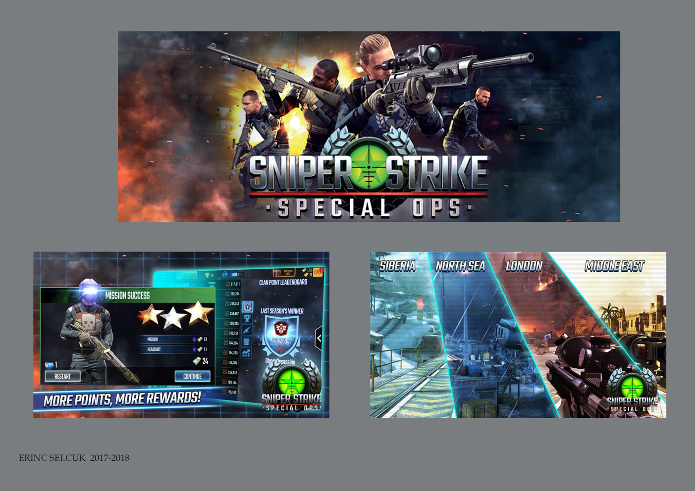 Sniper Strike- Special Ops