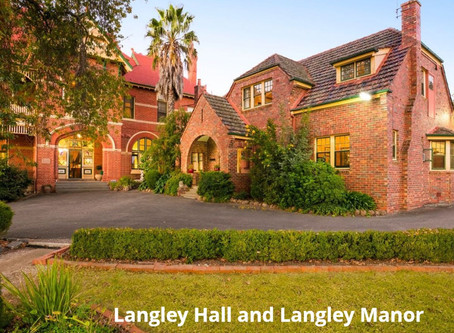 Langley Hall Update - NOW! GO BEYOND