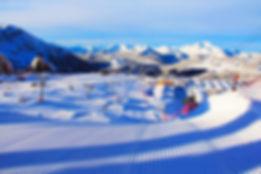 Avoriaz Ski Resort terrain park