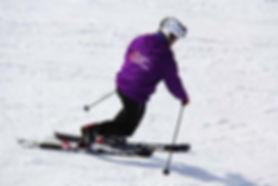 Telemakr lessons british ski school Morzine Avoriaz