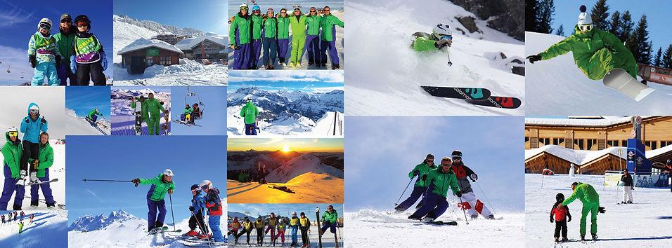 morzine avoriaz ski school ski snowboard instructor lessons
