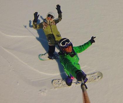 British Ski School Snowboard lessons